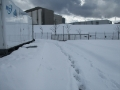 通路除雪20