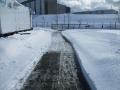 通路除雪23