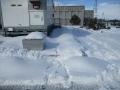 通路除雪30