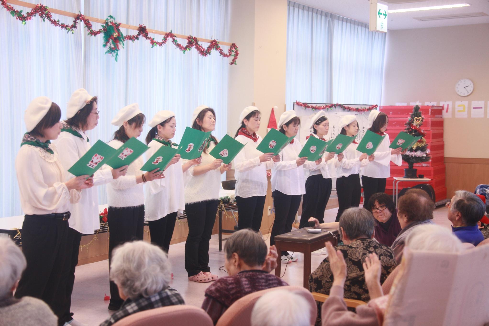 クリスマス大会 2