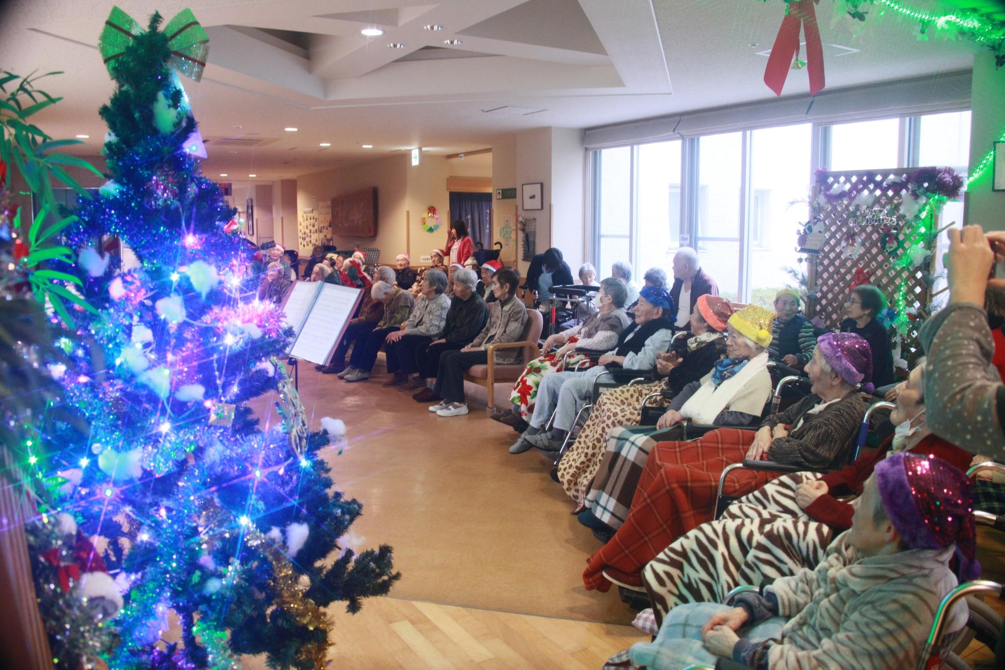 クリスマス大会 3