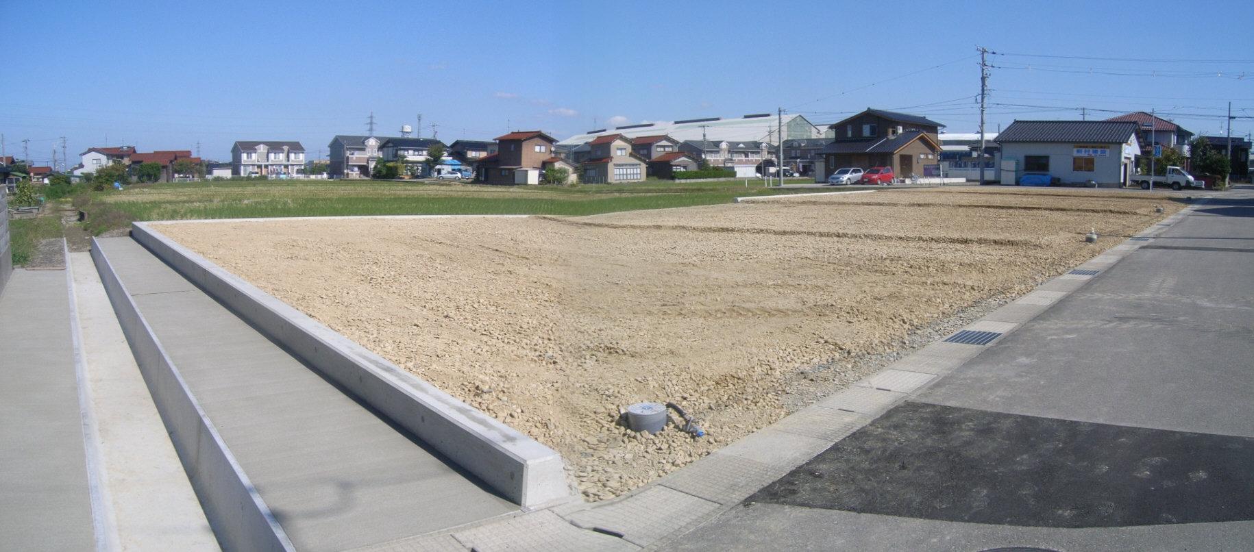 相木町造成工事