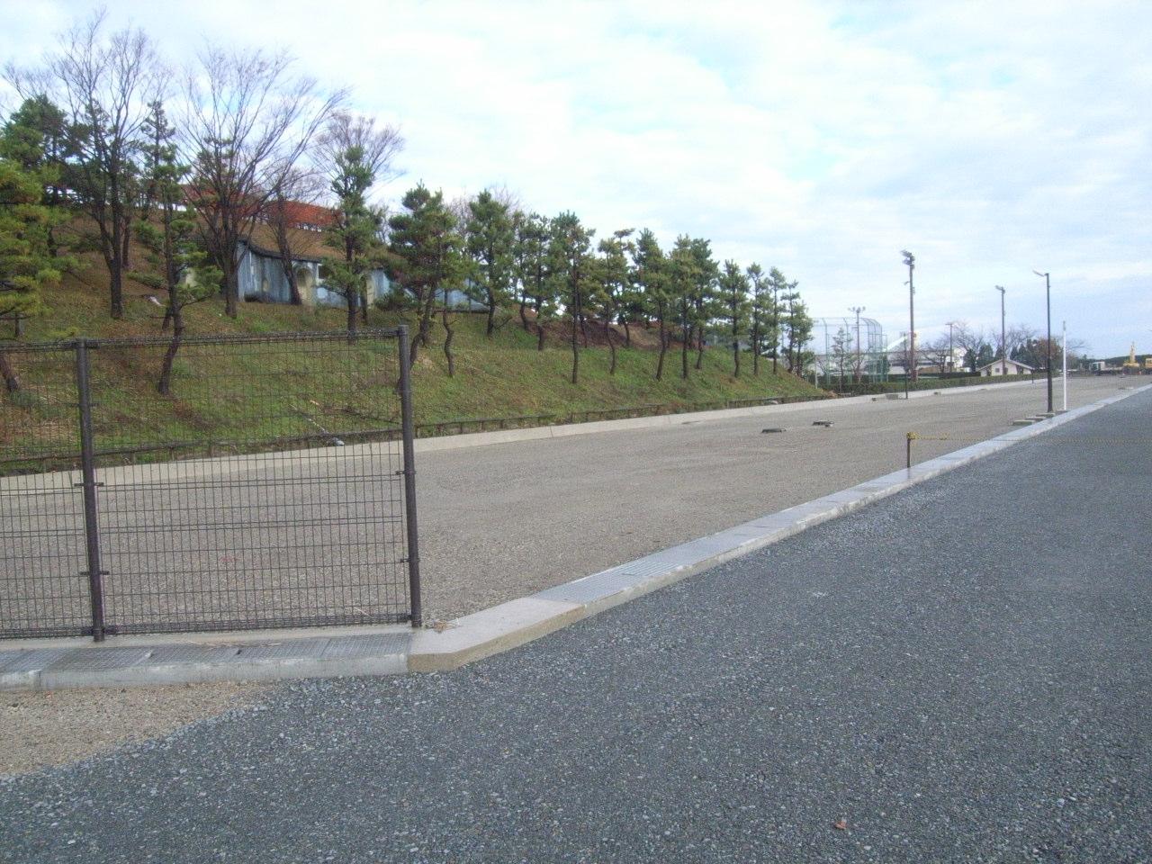 山島地区新工業団地造成工事4工区