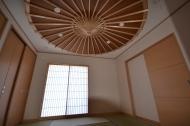 カラカサ天井