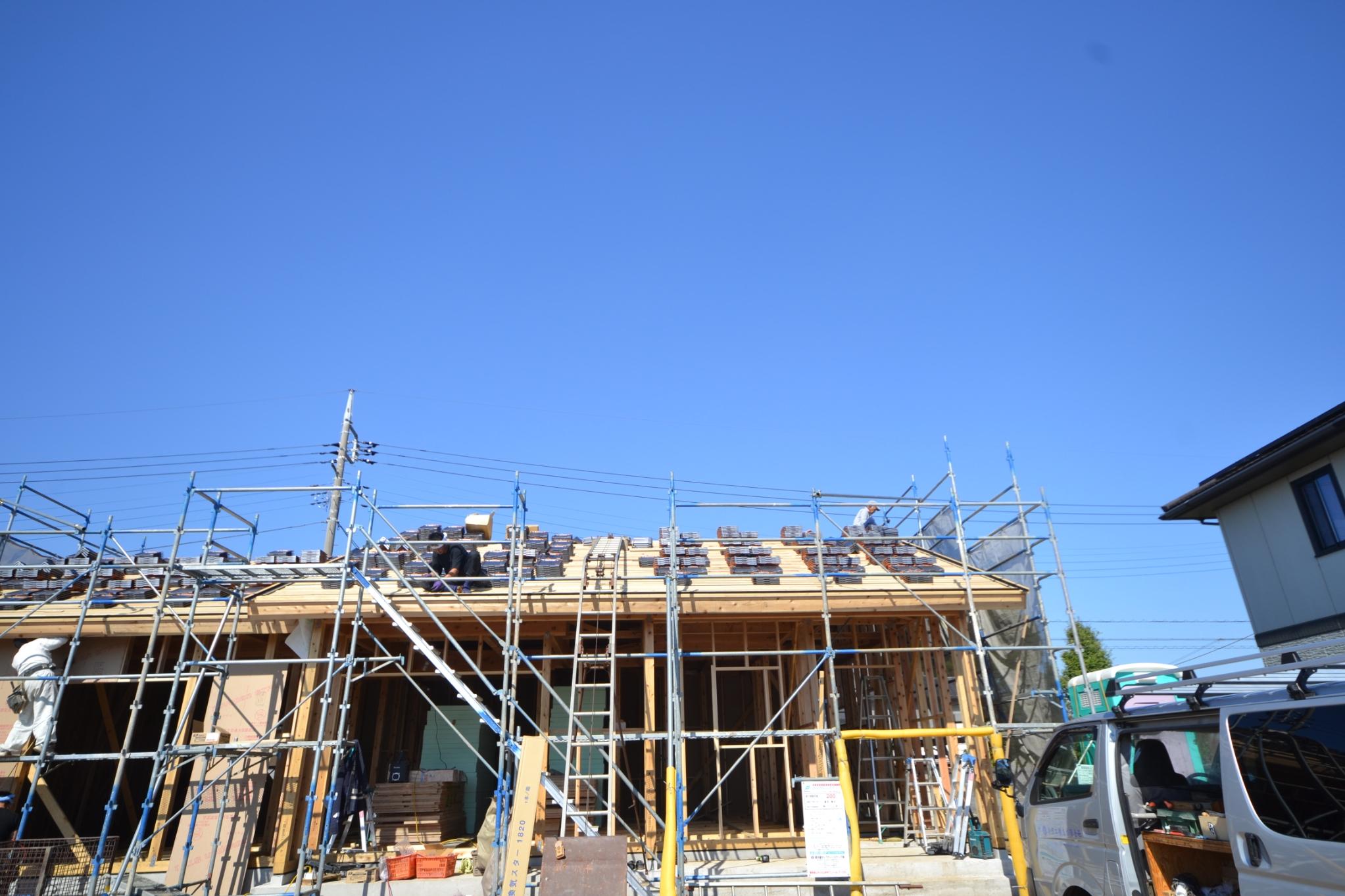 屋根・構造合板