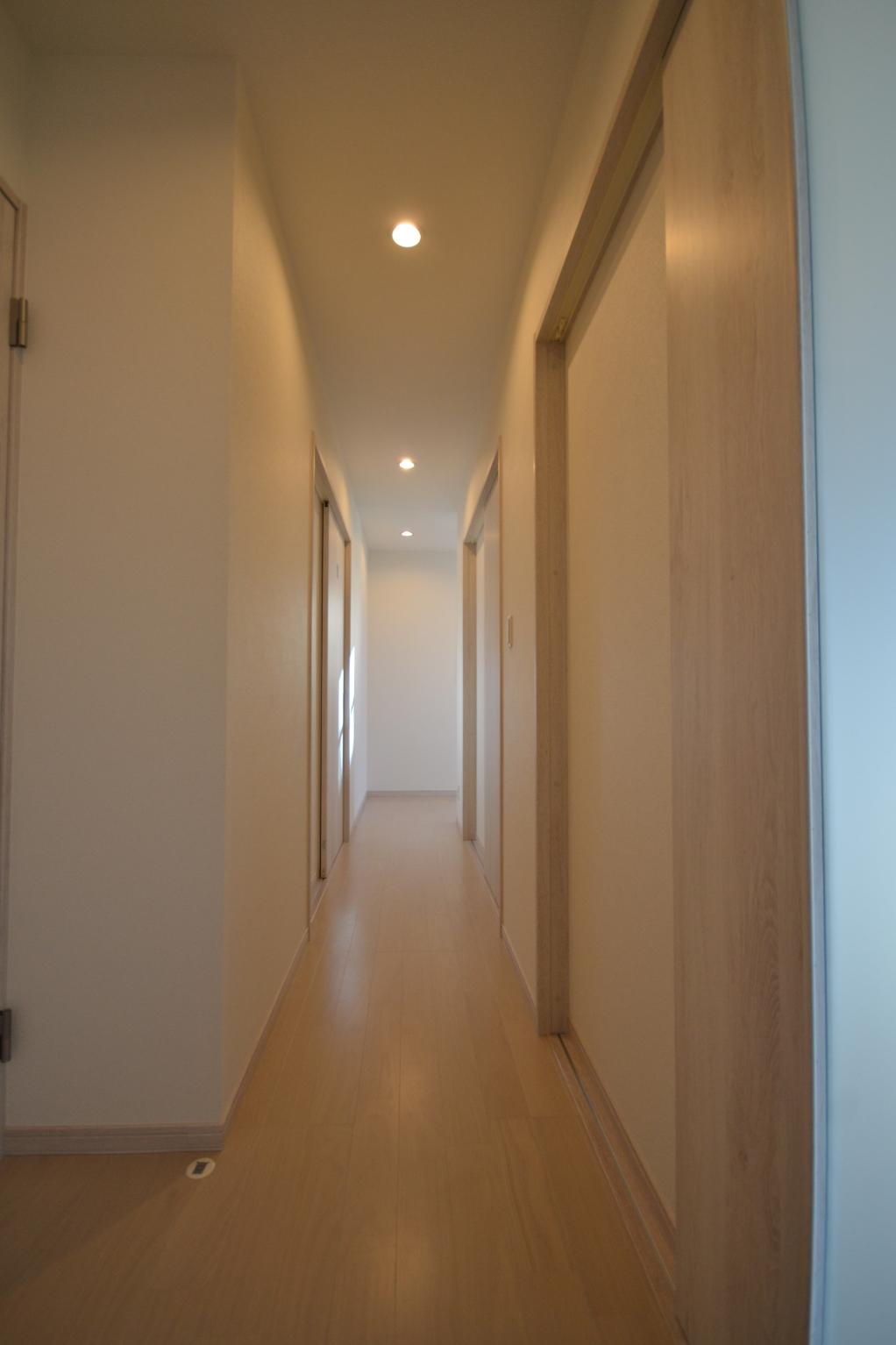伊藤邸廊下