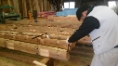 思い出の木加工②
