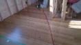 竹フローリング施工