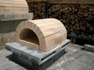 ピザ窯キットI型