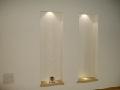 玄関横ニッチ(LEDランプつき)