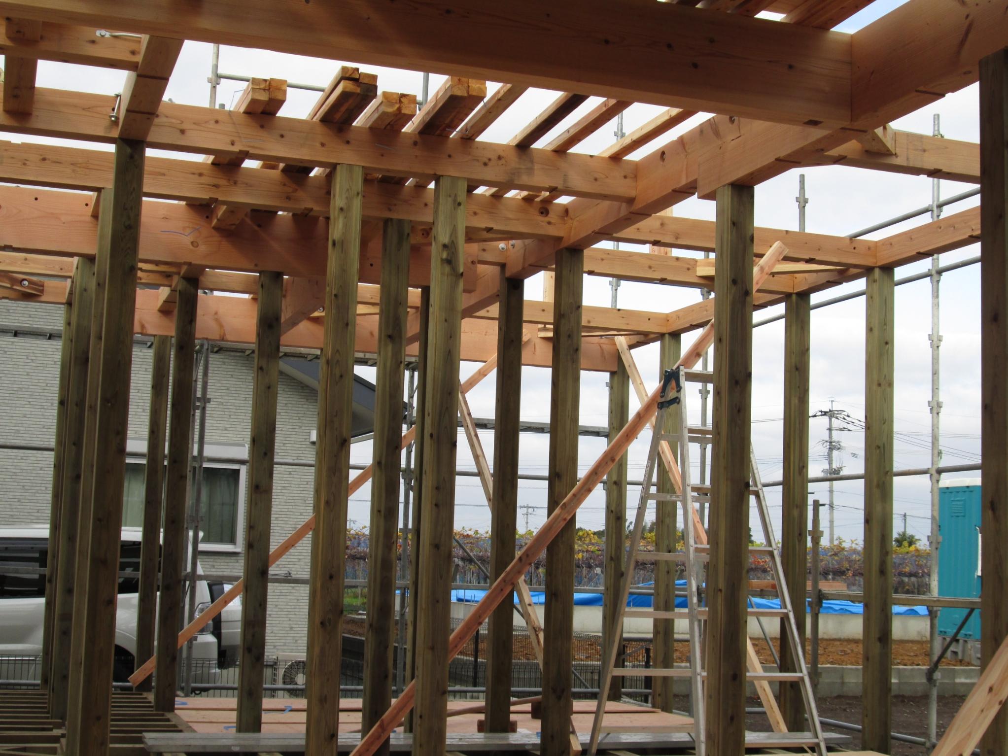 筑後市 新築工事