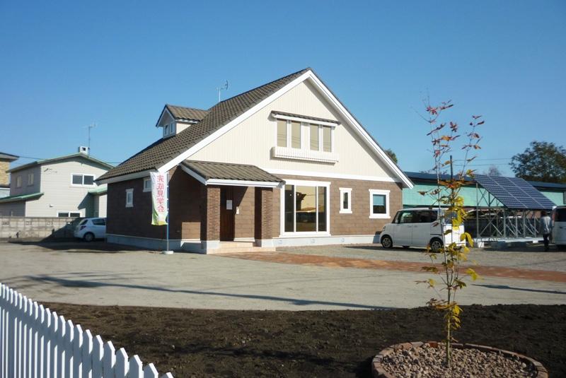自然素材 北欧風住宅