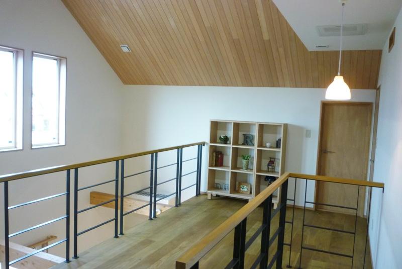 2階:廊下