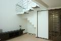 階段 テレビカウンター
