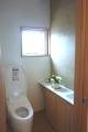 トイレ 手洗 造作