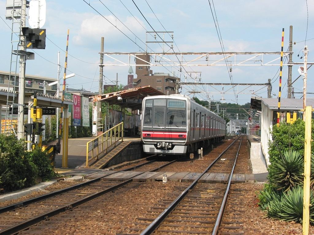 名鉄瀬戸線「喜多山」駅