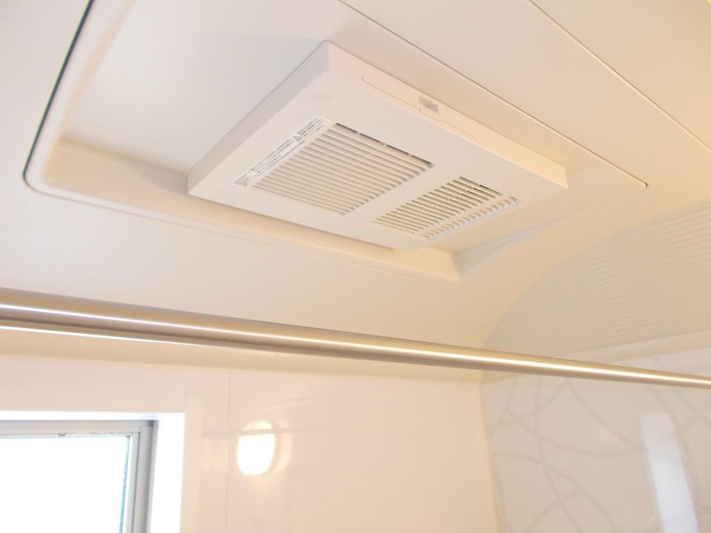 換気暖房乾燥機