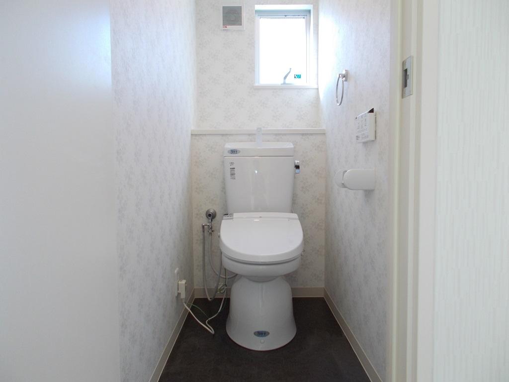 手洗い付きトイレ