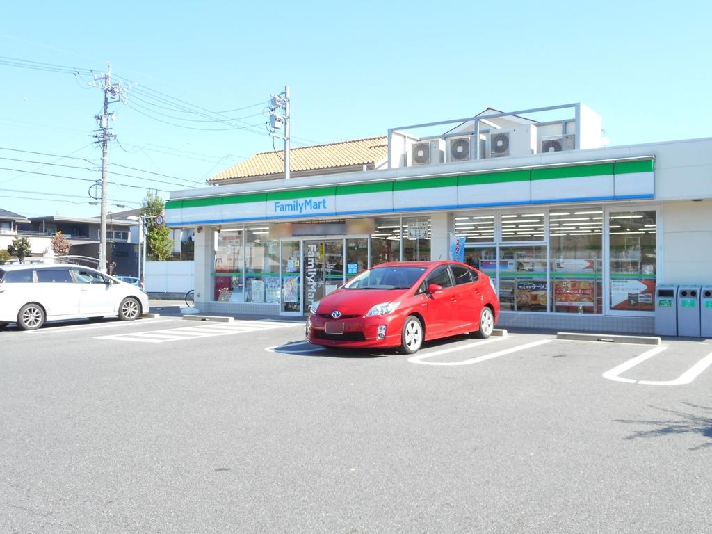 ファミリーマート高島店