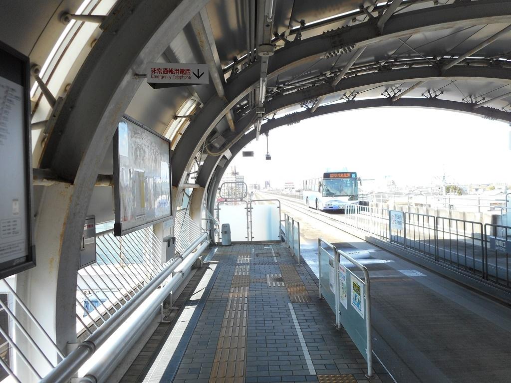 ゆとりーと川村駅