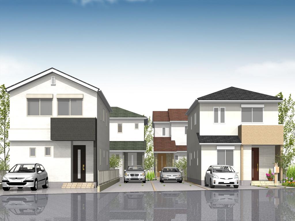 川村町建物イメージ