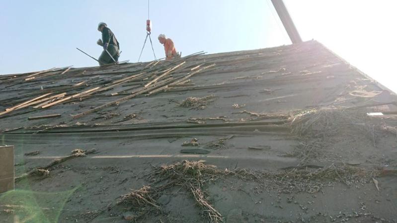 姫路で屋根の葺き替え