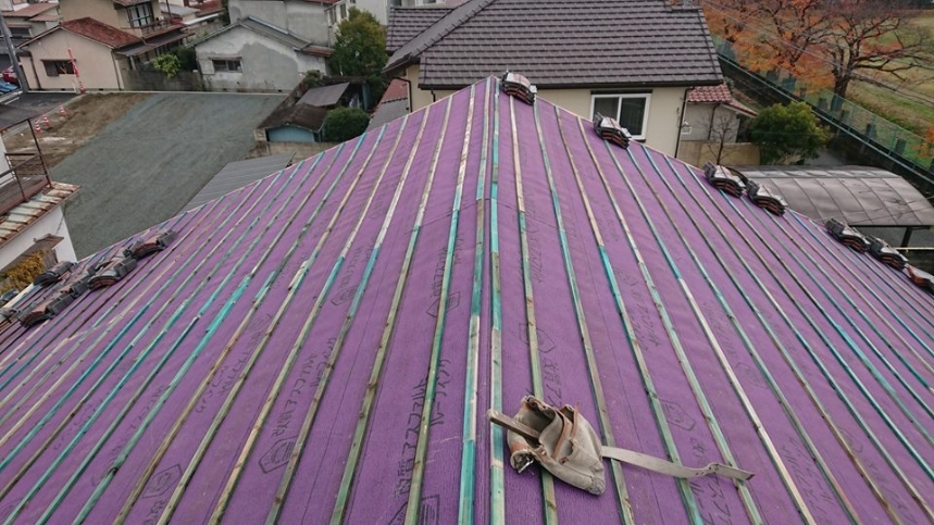 屋根工事ならミヤホームへ