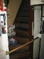 廊下 階段部 手すり取付工事