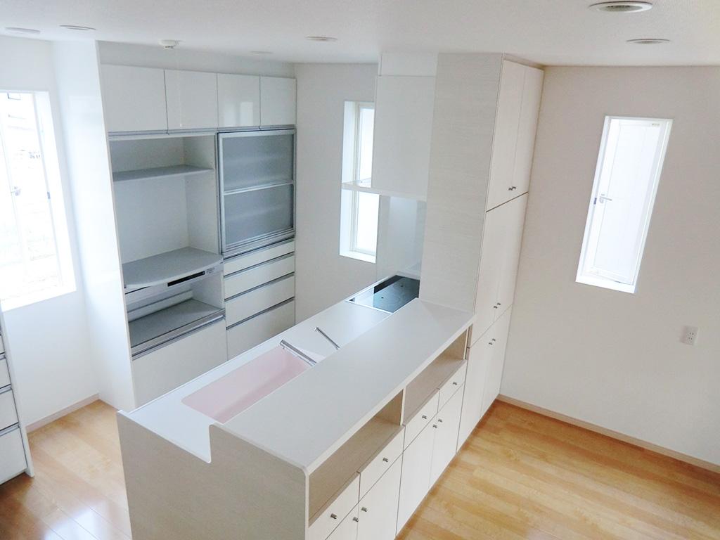 SW工法住宅:キッチン