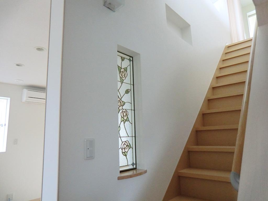 SW工法住宅:階段