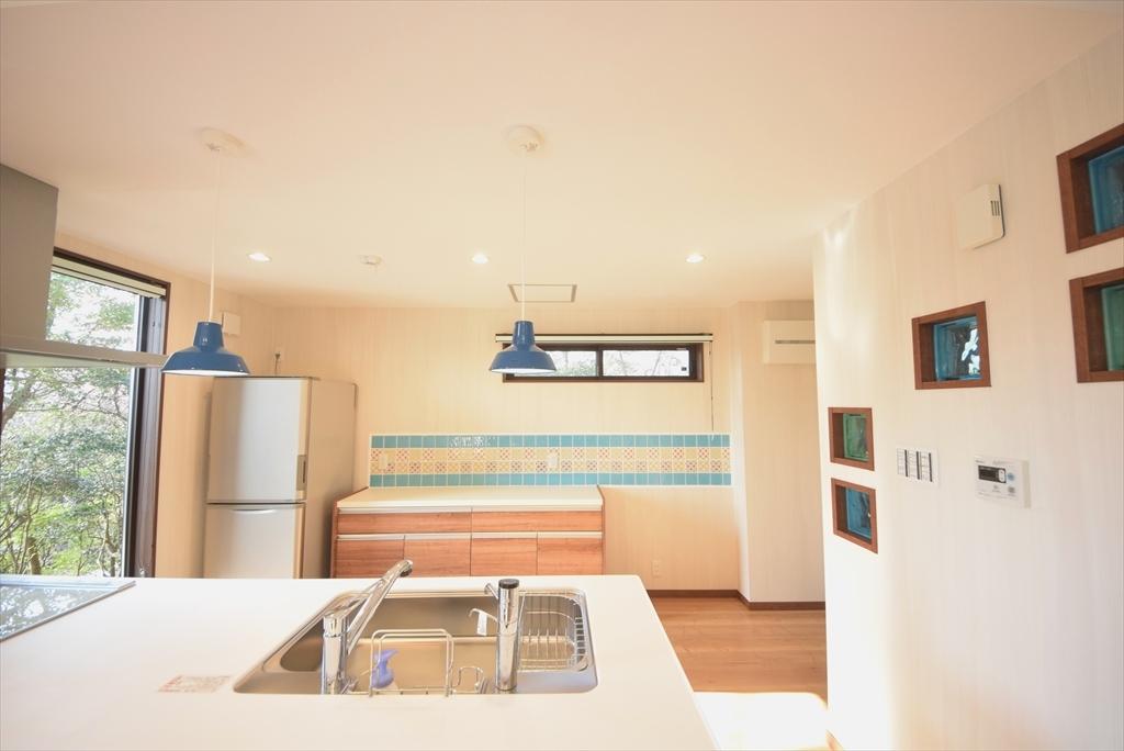 貸別荘3:キッチン