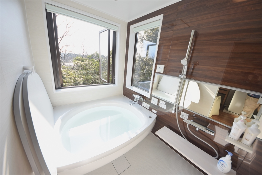 貸別荘3:浴室