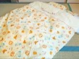 お昼寝用布団