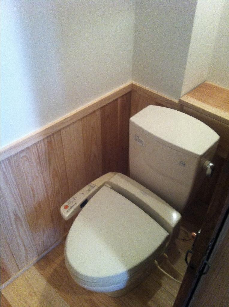 気晴れ屋 小倉 トイレ
