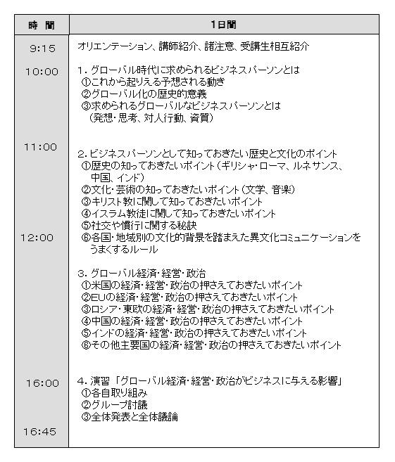 g-seminar-timetable