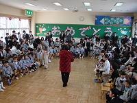 4月青竜第二幼稚園