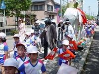 5月青竜幼稚園