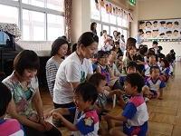 6月青竜第二幼稚園