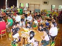 7月青竜第二幼稚園2