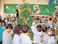 12月青竜第二幼稚園