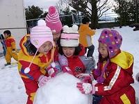 1月青竜第二幼稚園