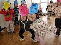 2月青竜第二幼稚園1