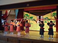 2月青竜第二幼稚園2
