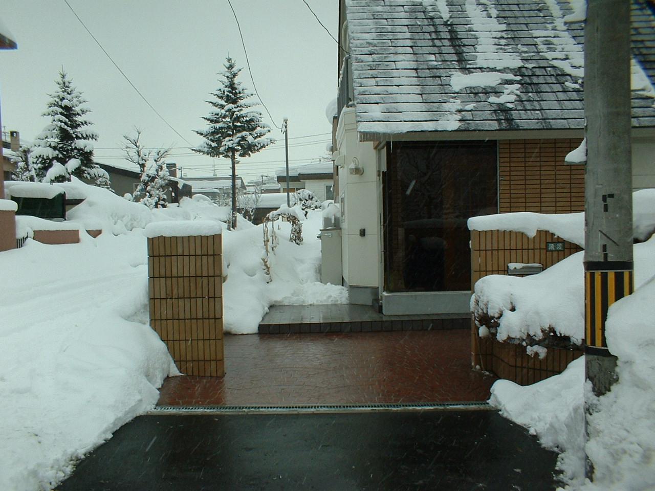秋田融雪 東創建