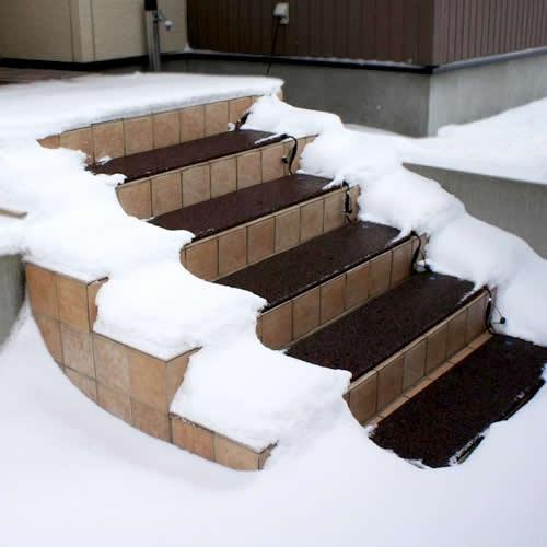 融雪部材販売