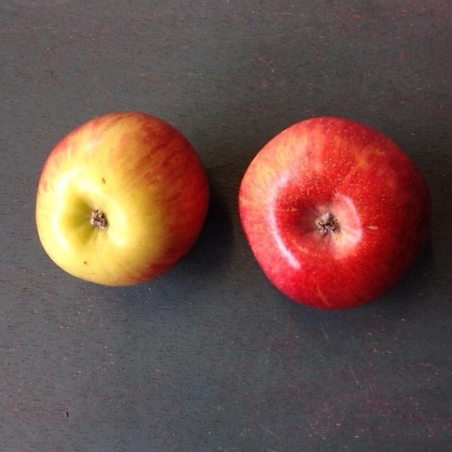 甘いりんご