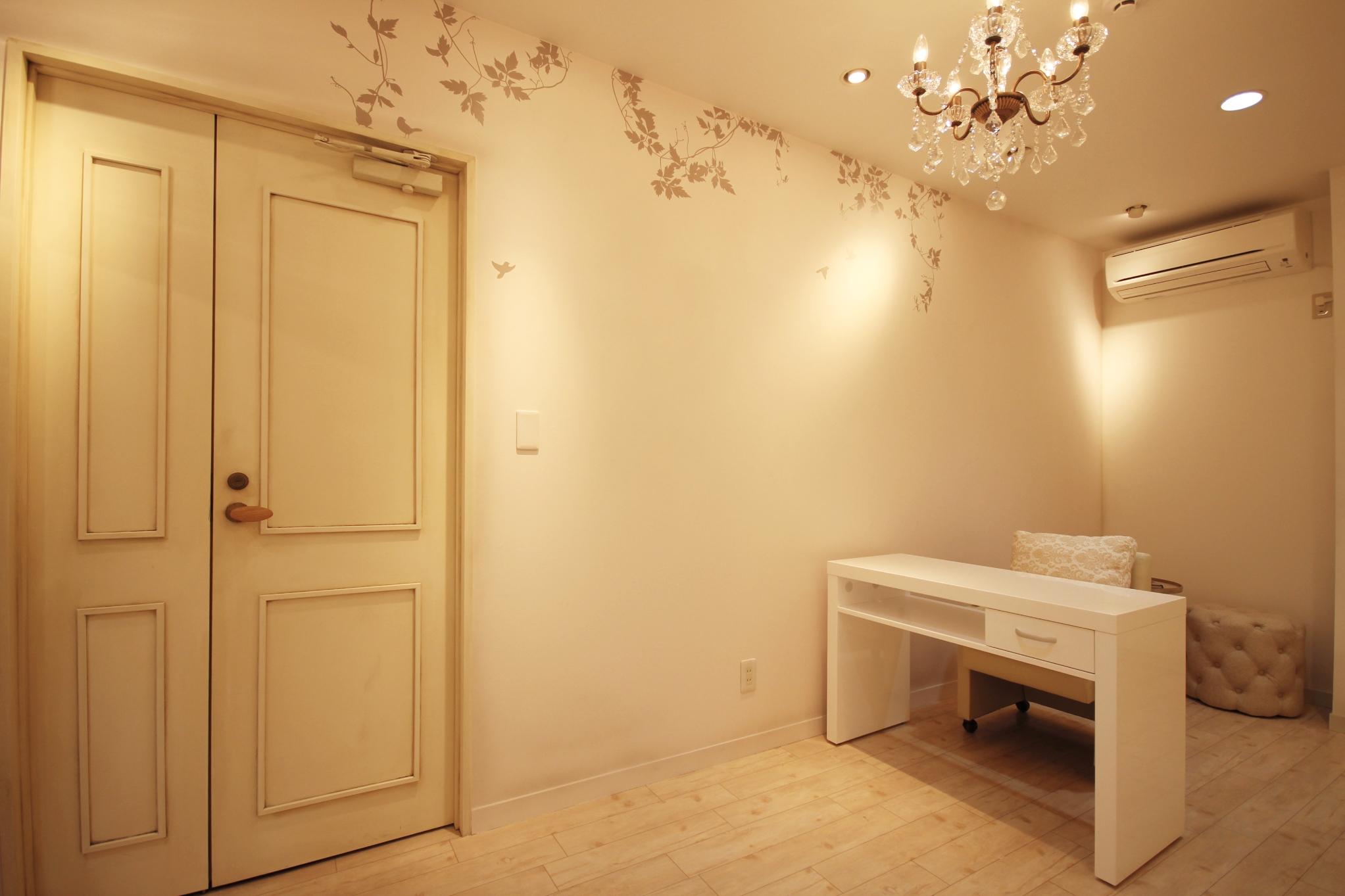 静岡プライベートサロン贅沢空間ネイル