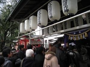 千代保稲荷神社(参拝)