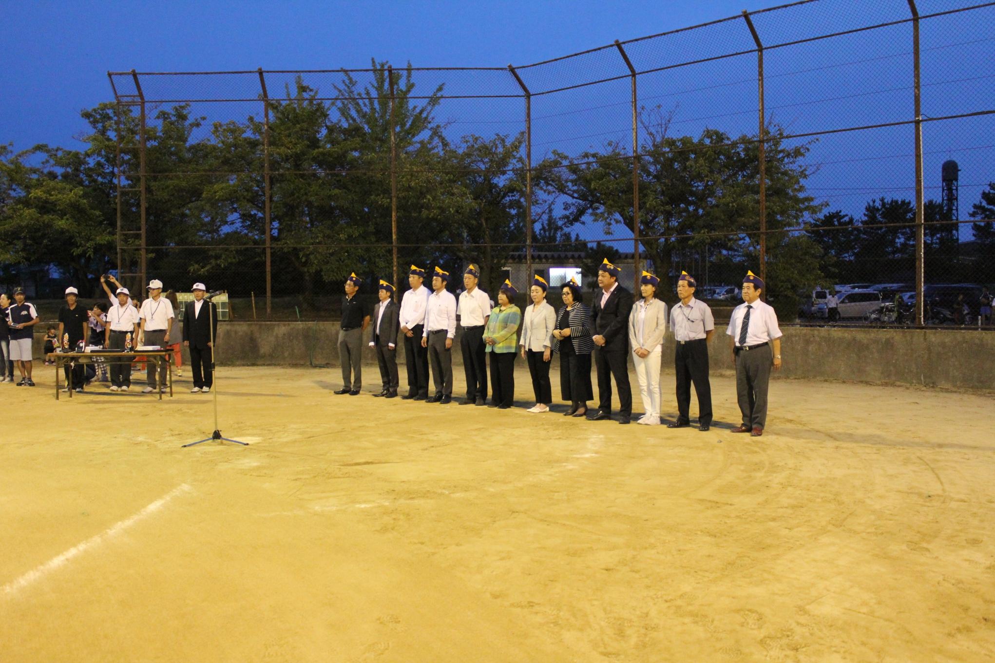 2015学童野球大会閉会式01