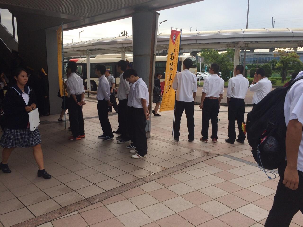 2015グッドマナーキャンペーン東金沢駅02